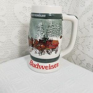 Budweiser Clydesdales 50th anniversary Stein